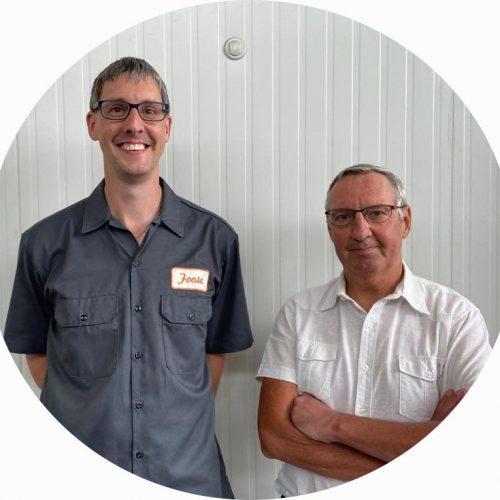 Cedric en Patrick VanRafelghem ITReflex